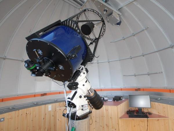 Télescope de 500 mm