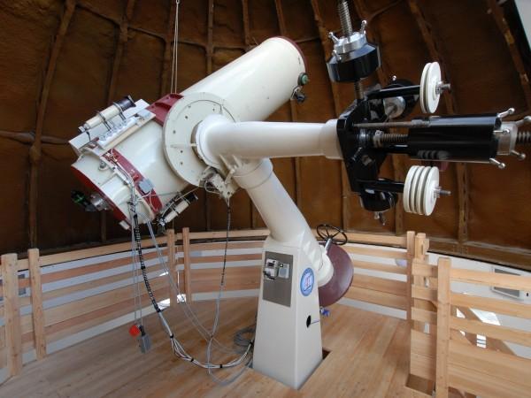 Télescope de 62 cm