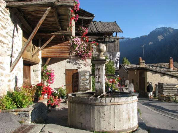 La fontaine à quatre becs du Châtelet