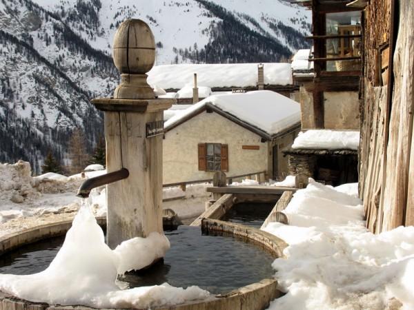 La fontaine de Pierre-Belle